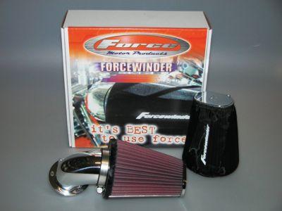 Forcewinder Luftfilterkitt Universell ohne Motorentlüftungsparts und ohne Schrauben