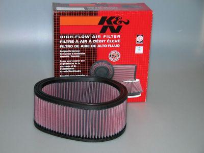K & N Luftfilter für alle Buell XB Modelle