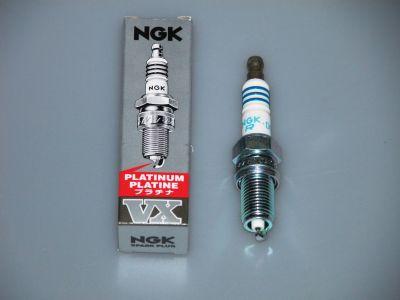 NGK Zündkerze mit Platin bestückter Elektrode für alle Buell S1 - S3 - M2 und X1 Modelle