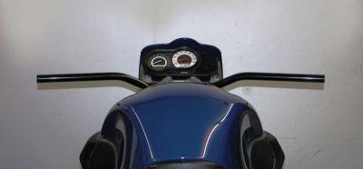 Aluminium Superbike Lenker Breite 780 mm flache Ausführung mit einer Höhe von 45 mm
