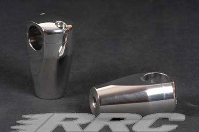 Riser für alle Harley-Davidson V-Rod Modelle Aluminium poliert