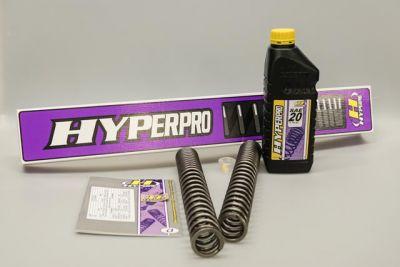 Hyperpro Progressive fork springs for all  Harley Davidson Dyna incl. fork oil