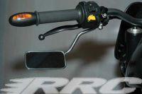 RRC Underhand Spiegel für alle Buell S1 - M2 und X1 Modelle, Gehäuse rechteckig