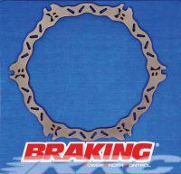 Braking Wave Felgenbremsscheibe vorne für alle Buell XB Modelle