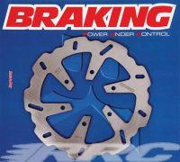 Braking Wave Bremsscheibe hinten für alle Buell XB Modelle