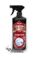 Chem.Tools Custom Wash Flasche (1 Liter) mit Sprühaufsatz