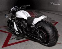 Kompletter Heckumbaukitt für alle Harley-Davidson V-Rod Modelle ab Bj. 07