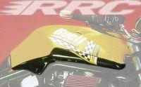 GFK Tankabschlussleisten für alle Buell X1 Modelle