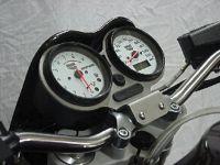 Armaturenplatte gekröpft für Buell M2 und X1 Modelle ab Bj. 1999