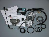 Mikuni Vergaserkitt zur Umrüstung aller Buell X1 und S3 Einspritzmodelle auf HSR 42 Vergaser