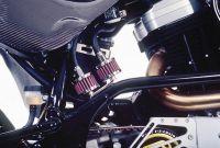 Kompletter Cranecase Motorentlüftungskitt für Buell M2 - S3 Modelle