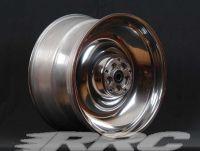 Rear wheel original broadened to 9
