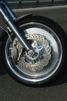 Vorderradfelge Original verbreitert und geändert auf 4