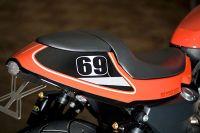Superstreet Heckteil für Harley-Davidson XR 1200