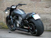 Kompletter Heckumbaukitt für die Harley Davidson V-Rod Muscle