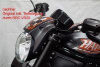 Lowering-Kit für das Cockpitgehäuse für Harley-Davidson Night Rod Special ab Modelljahr 2012