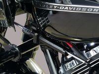 Montage-Kit für Lenkungsdämpfer H-D Touring Modelle