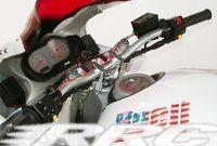 RRC Superbike Umbaukitt für alle Buell XB-R Modelle inkl. Lenker, Bremsleitung etc.