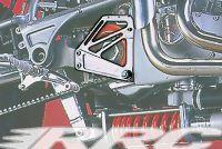 Aluminium Pulleycover für alle Buell S1 - M2 und X1 Modelle